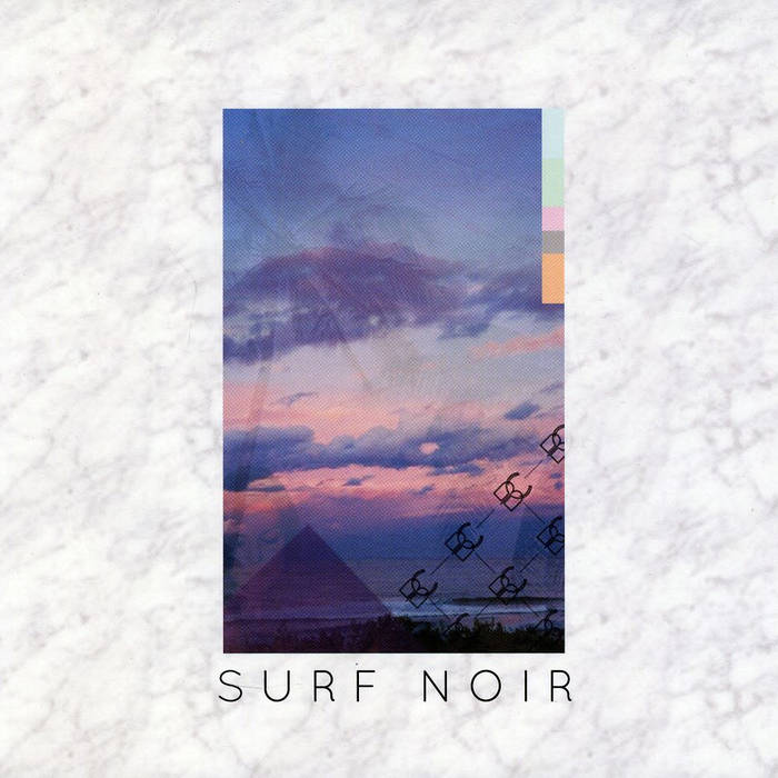 Surf Noir EP cover art