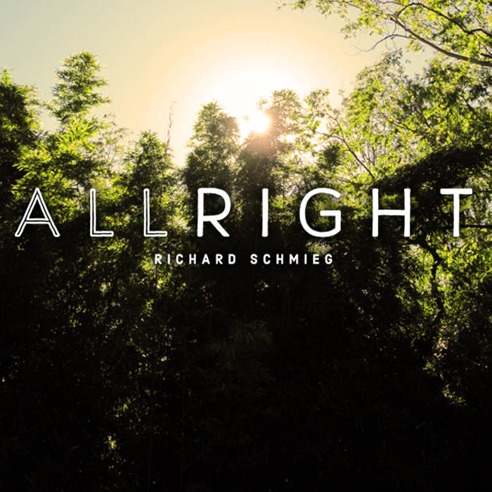All Right [Single] cover art