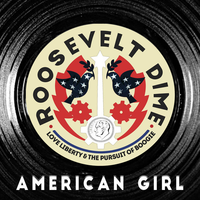 American Girl cover art