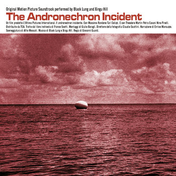 the andronechron incident cover art