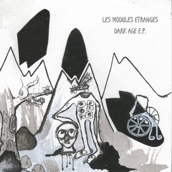 Dark Age E.P. cover art