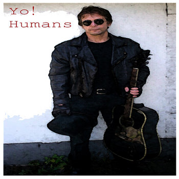 YO! HUMANS (single) © 2015 cover art