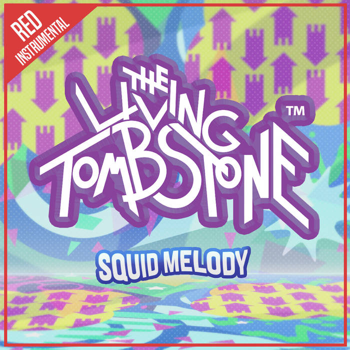 Squid Melody [Red Version] [Instrumental] cover art