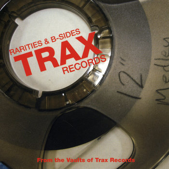 TRAX Records: Rarities & B-Sides cover art