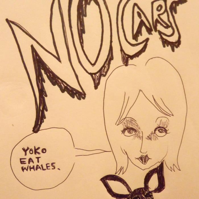 Yoko Eats Whales cover art