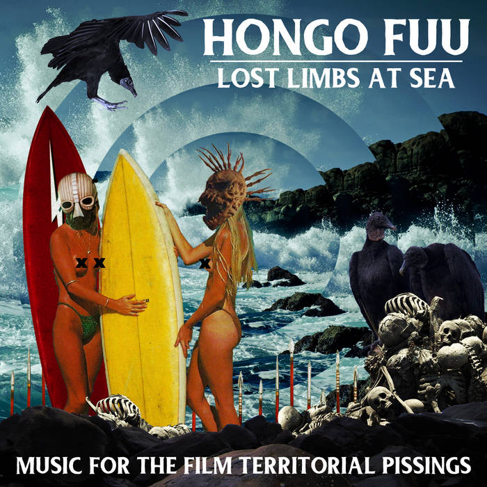 Lost Limbs At Sea - Original Soundtrack for Territorial Pissings cover art