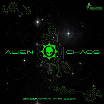 Alien Chaos - Discovering The Code cover art