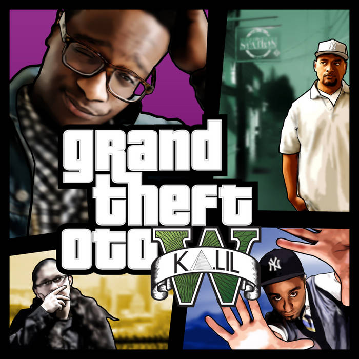 Grand Theft Otow cover art