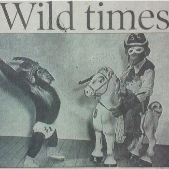 WILD TIMES: Split w/ Inspector 34 cover art