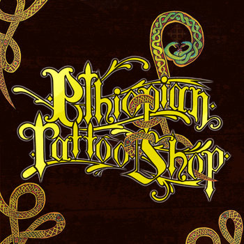 Ethiopian Tattoo Shop cover art