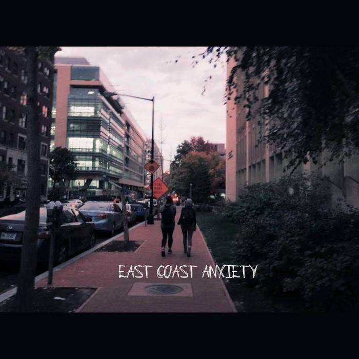 East Coast Anxiety cover art