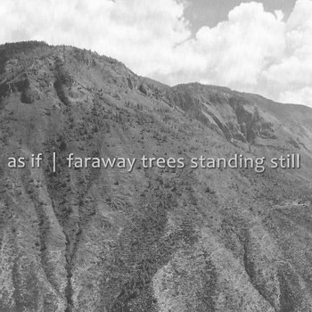 Faraway Trees Standing Still cover art