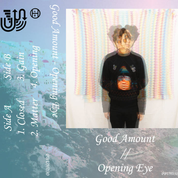 Opening Eye cover art