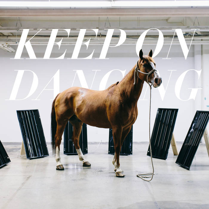 Keep On Dancing cover art