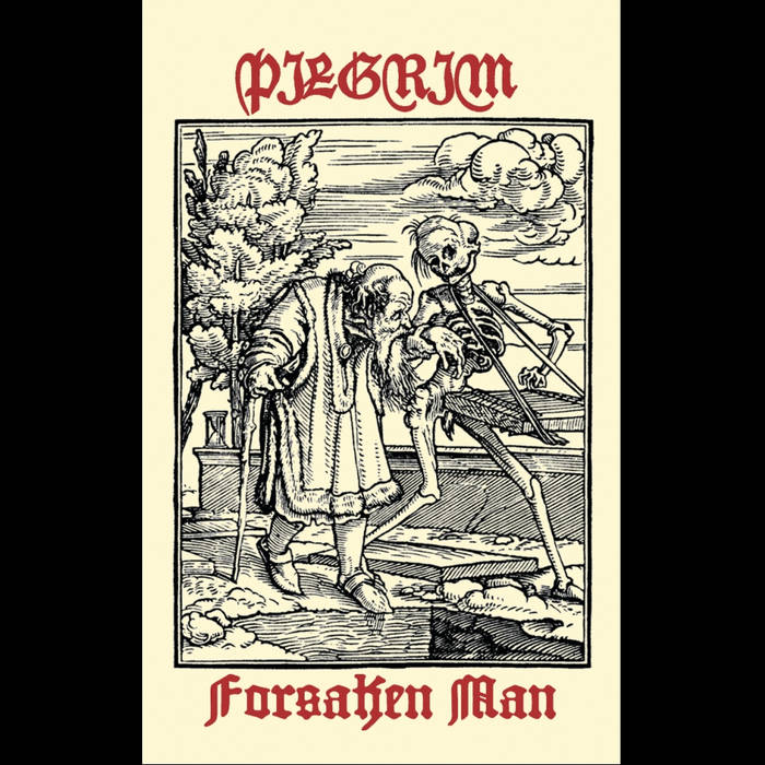 Forsaken Man (demo 2011) cover art