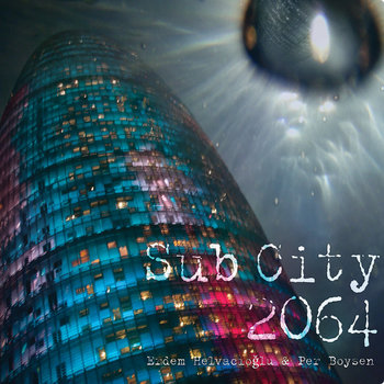 Sub City 2064 cover art