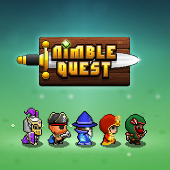 Nimble Quest cover art