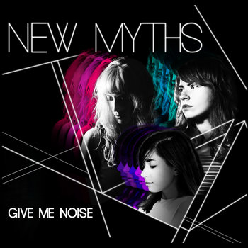 GIVE ME NOISE cover art