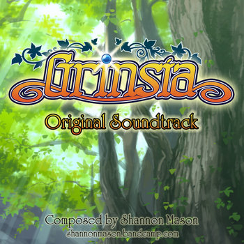 Grinsia Soundtrack cover art