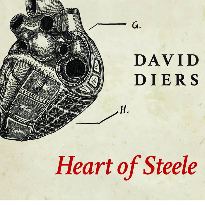 Heart of Steele cover art