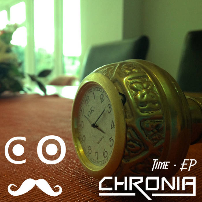 Time - EP cover art