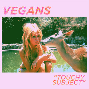 Touchy Subject cover art