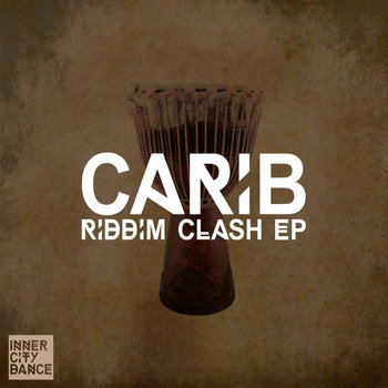 Carib - Riddim Clash EP cover art