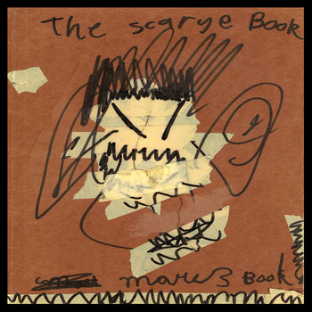 The Scarye Book cover art