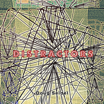 Distractors cover art