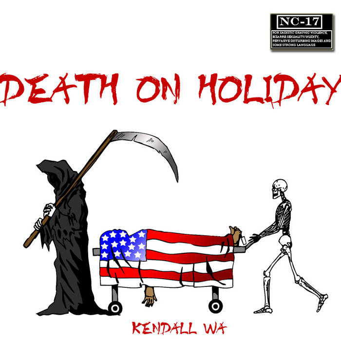 Death on Holiday cover art