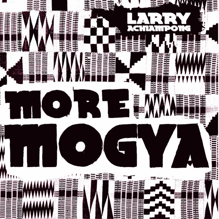 MORE MOGYA cover art
