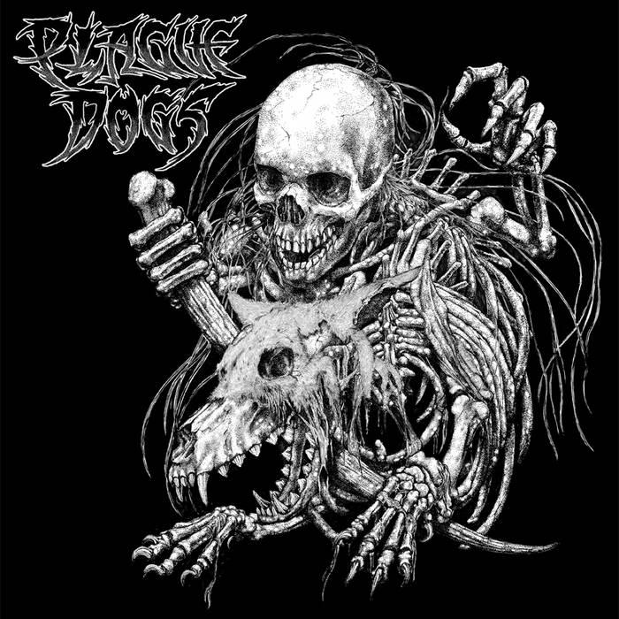 Plague Dogs cover art