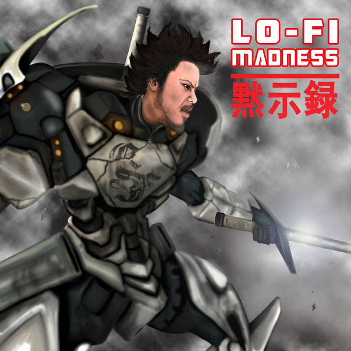 Lo-Fi Madness cover art