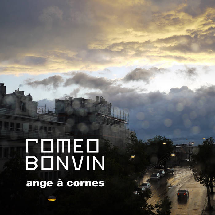 ange à cornes cover art