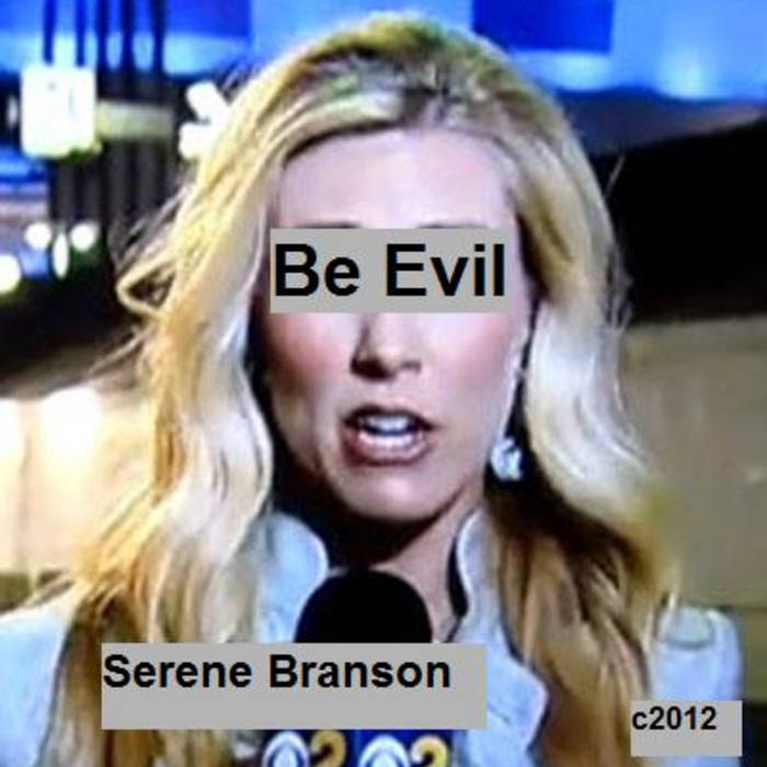 Be Evil cover art