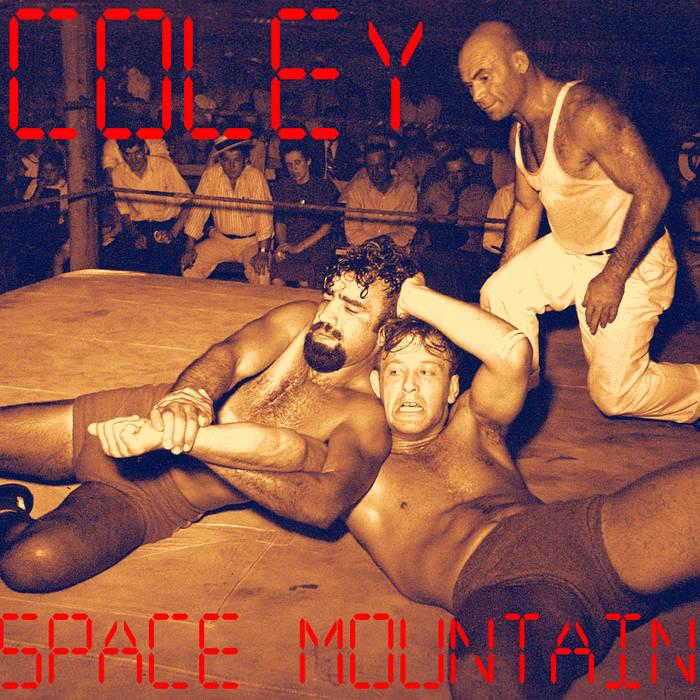 Space Mountain cover art