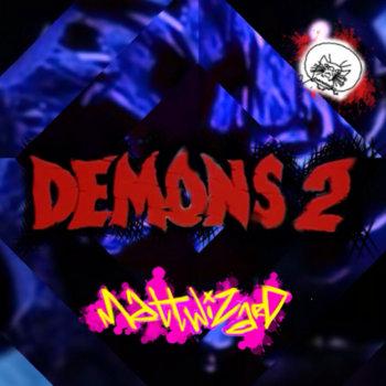 DEMONS 2 cover art