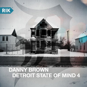 Detroit State of Mind 4 cover art