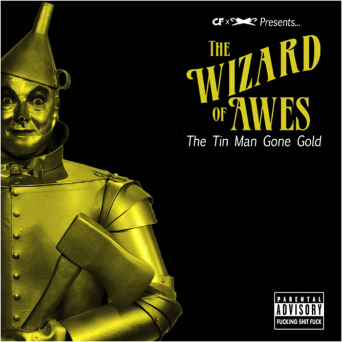 The Tin Man Gone Gold cover art
