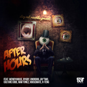 After Hours LP cover art