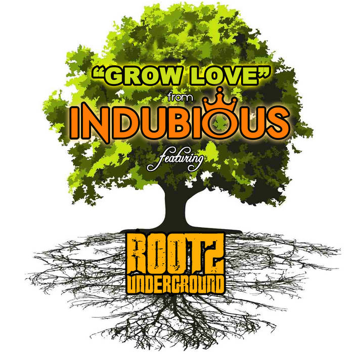Grow Love (Feat Rootz Underground) cover art