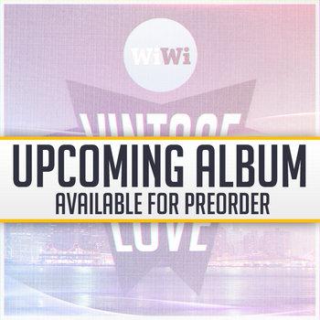 """Vintage Love"" [Album] cover art"
