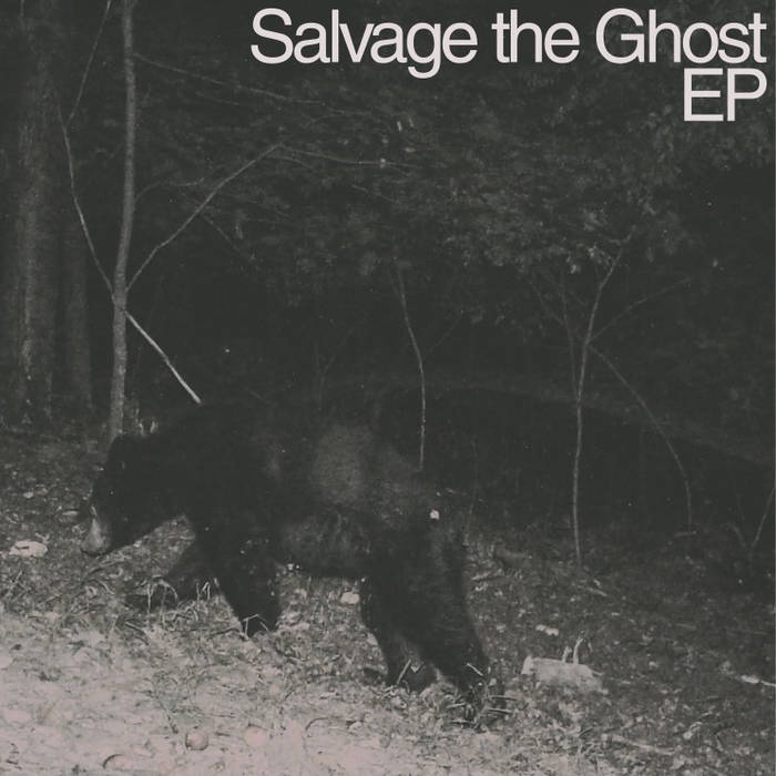 Salvage the Ghost EP cover art