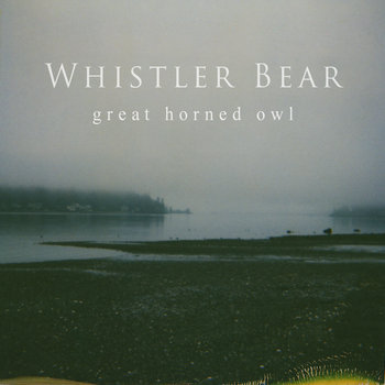 Whistler Bear cover art