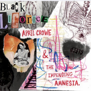 April Crowe and the Impending Amnesia cover art