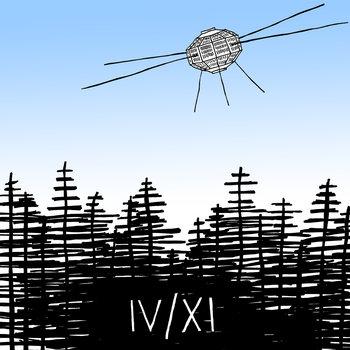 IV/XI cover art