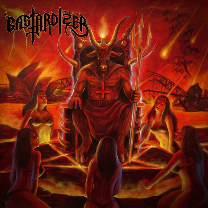 Enforcers Of Evil cover art