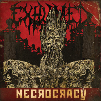 Necrocracy cover art
