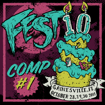 Fest 10 Compilation #1 cover art