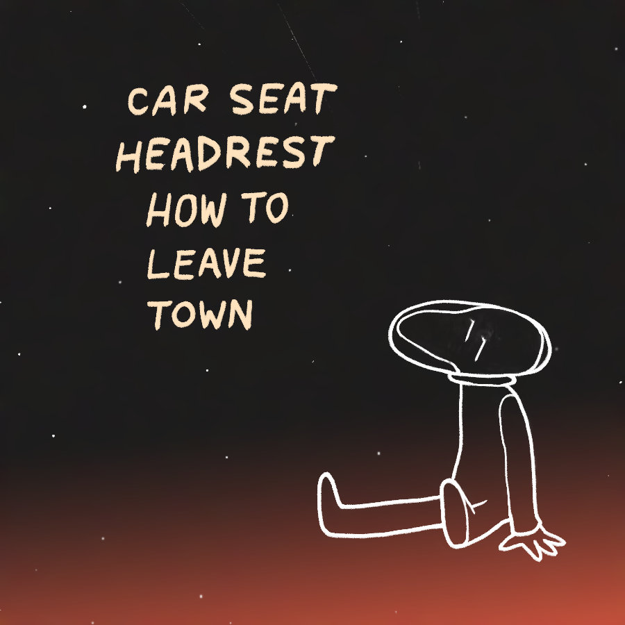 Car Seat Headrest You Re In Love With Me